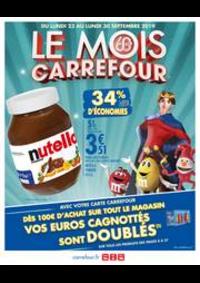 Prospectus Carrefour GENNEVILLIERS : LE MOIS CARREFOUR !