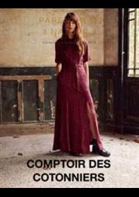 Prospectus Comptoir des cotonniers Bourges : Lookbook Automne Hiver 19