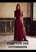 Prospectus Comptoir des cotonniers : Lookbook Automne Hiver 19