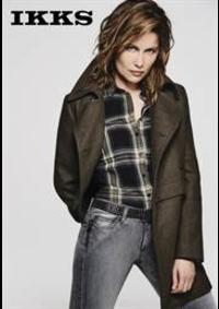 Prospectus IKKS PARIS 27 BOULEVARD DES CAPUCINES : Chemises & Blouses Femme