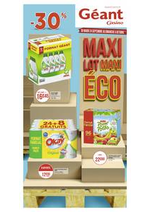 Prospectus Géant Casino : Maxi Lot Maxi Éco