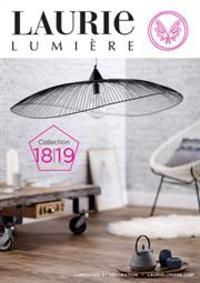 Prospectus Laurie Lumière HERBLAY : Catalogue Laurie Lumière