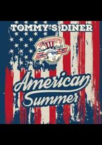 Prospectus Tommy's Café LES CLAYES-SOUS-BOIS : American Summer