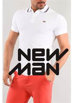 Prospectus newman : Polos Hommes