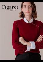 Catalogues et collections Alain Figaret : Nouveautés Femme
