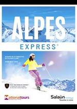 Promos et remises  : Alpes Express 2019-2020