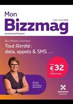 Prospectus Proximus : Bizzmag