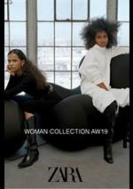 Prospectus ZARA : Woman Collection AW19