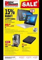 Prospectus Inter Discount : Interdiscount Sale