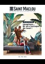 Prospectus Saint Maclou : Collection 2020