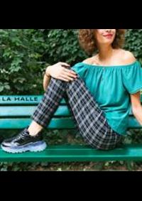 Prospectus La Halle SAVIGNY-LE-TEMPLE 16 IMPASSE DE L'ORÉE DU BOIS : Nouvelle Collection