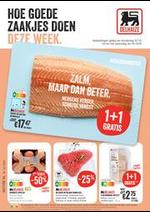 Promos et remises Supermarché Delhaize : Folder Delhaize