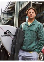 Catalogues et collections Quiksilver : Transitional Threads