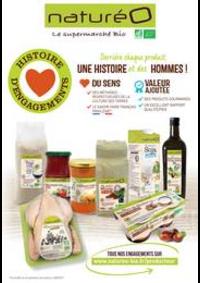 Prospectus NaturéO VERT-SAINT-DENIS : Les produits à la marque naturéO