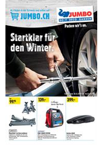 Promos et remises  : Startklar für den Winter.