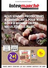 Prospectus Intermarché Super Givet : Catalogue Intermarché