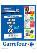 Promos et remises Carrefour : Fake news or not?