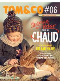 Journaux et magazines Tom&Co Wavre : Tom&Co Mag