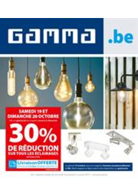 Prospectus GAMMA SINT-TRUIDEN : Gamma Actions