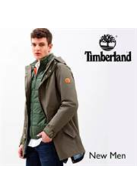 Prospectus Timberland Clermont-Ferrand : New Jackets