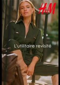 Prospectus H&M Argenteuil : L'utilitaire revisite