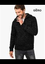Prospectus Gemo : Collection Automne / Homme