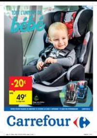 Prospectus Carrefour AUDERGHEM / OUDERGHEM : Tout l'univers de bébé