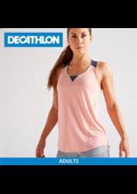 Catalogues et collections DECATHLON ALLEUR : Adults Trends