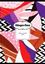 Prospectus Häagen-Dazs : Menu Hiver 2019