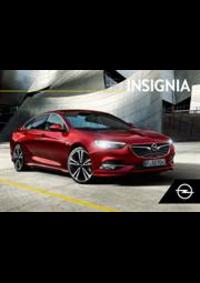 Prospectus Opel Comblain-Au-Pont : Opel Insignia