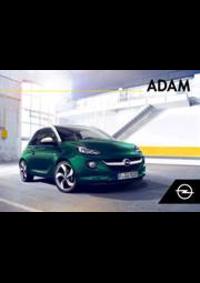 Prospectus Opel Tinlot : Opel Adam