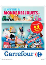 Prospectus Carrefour Express : Les aventuriers du monde des jouets