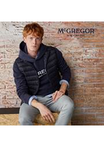 Prospectus Mc Gregor : Collection Homme