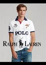 Prospectus RALPH LAUREN : Chemises Rugby