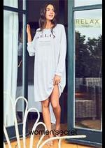 Prospectus Women'secret : Relax Collection