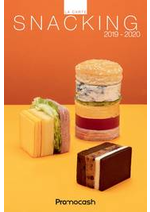 Promos et remises  : Carte snacking 2019-2020