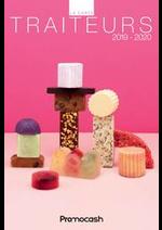 Promos et remises  : Carte traiteurs 2019-2020