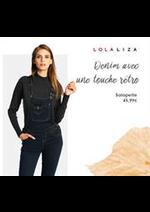 Prospectus Lola & Liza : Lola Liza Offre