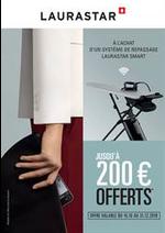 Prospectus Gitem : Jusqu'à 200€ offerts