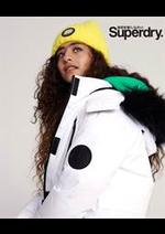 Prospectus Superdry : Vestes & Manteaux Femme