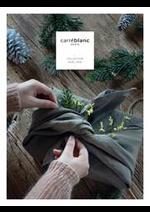Prospectus Carré Blanc : Collection Noël 2019