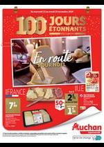 Prospectus Auchan : C'est bientôt Noël