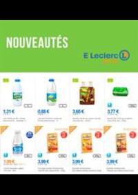 Prospectus E.Leclerc drive Varennes-sur-Seine : Nouveautés