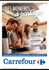 Prospectus Carrefour Express WEMMEL : Des moments a partager