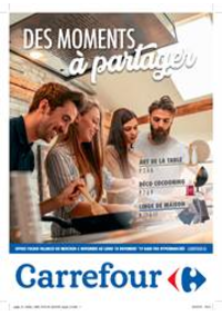 Prospectus Carrefour Drive DROGENBOS : Des moments a partager