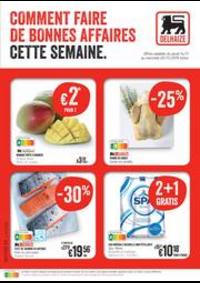 Prospectus Proxy Delhaize Woluwe-Saint-Lambert : Nouveau: Promotion de la semaine