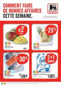 Prospectus Proxy Delhaize Bredene : Nouveau: Promotion de la semaine