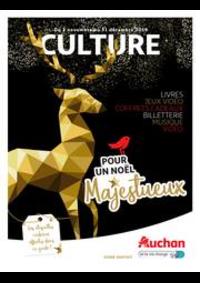 Prospectus Auchan Melun Senart Cesson : culturoscope