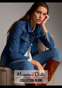 Prospectus Massimo Dutti PARIS : Collection Denim
