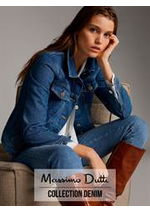 Prospectus Massimo Dutti : Collection Denim